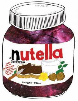 Drawn starbucks tumblr galaxy