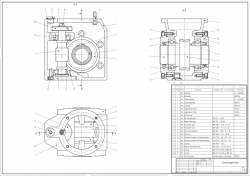 Drawn office mechanical design