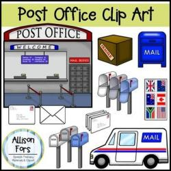 Office clipart postal service