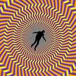 Illusion clipart vertigo