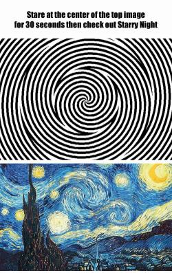Drawn optical illusion doctor who