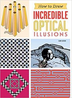 Drawn optical illusion incredible
