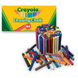 Drawn ox chalk
