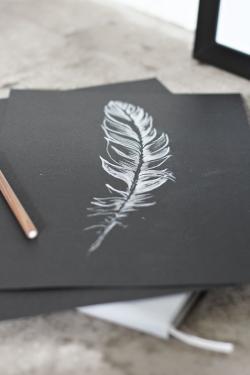 Drawn paper paper tutorial