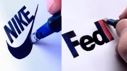 Drawn pen logo png