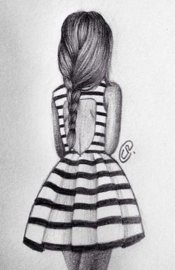 Drawn pice