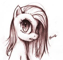 Drawn pies pinkamena diane