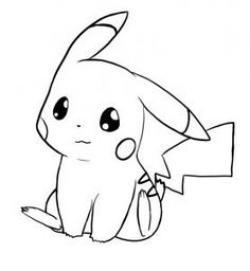 Drawn pikachu japan