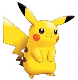 Drawn pikachu original pokemon