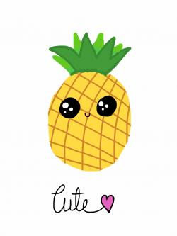 Pineapple clipart emoji