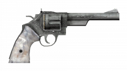 Drawn shotgun fallout new vegas