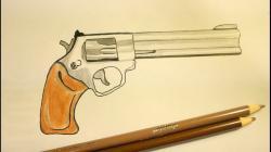 Drawn shotgun draw a