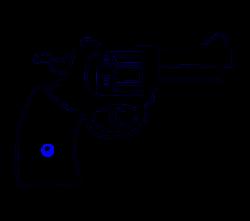 Drawn pistol little easy