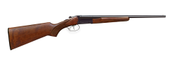 Drawn shotgun double barrel shotgun