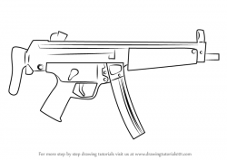 Drawn weapon coin gun
