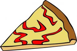 Drawn pizza cheese pizza