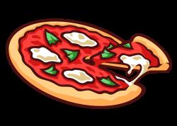 Pizza clipart main course