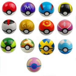 Drawn pokeball sports equipment