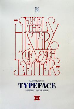 Drawn typeface chicago