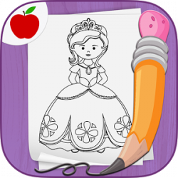 Drawn princess google