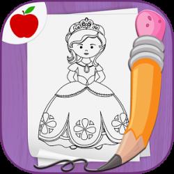 Drawn princess google