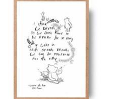 Drawn quote cute