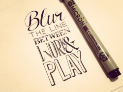 Drawn quote inspirational