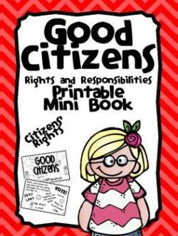 Drawn right citizen