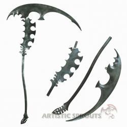 Drawn scythe undertaker