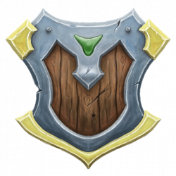 Drawn shield