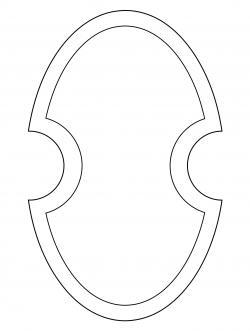 Drawn shield basic