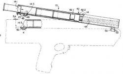 Drawn shotgun detailed