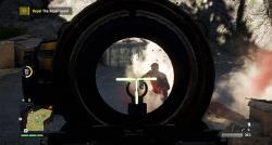 Drawn sniper
