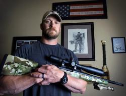 Drawn snipers american sniper
