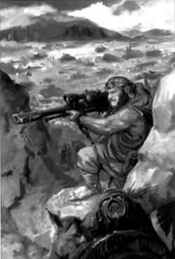 Drawn snipers warhammer 40k