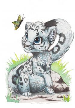 Drawn jaguar anime