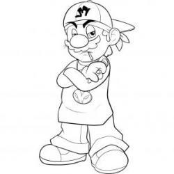 Drawn amd gangster