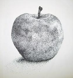Drawn macbook sketched