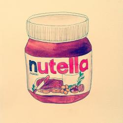 Nutella clipart tumblr photography