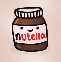Drawn nutella tumblr photography