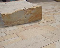 Drawn stone andy goldsworthy