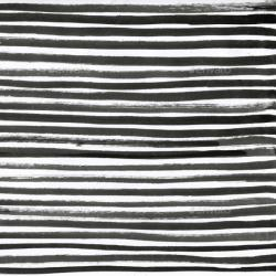 Drawn stripes