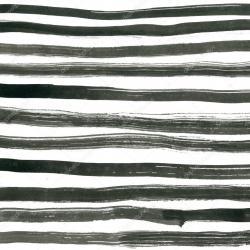 Drawn stripe ink