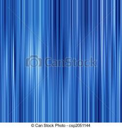 Drawn stripes vertical blue