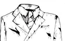 Drawn suit