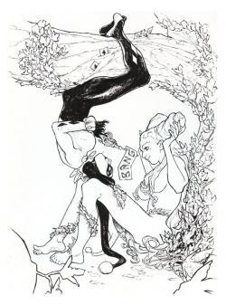 Drawn ivy harley