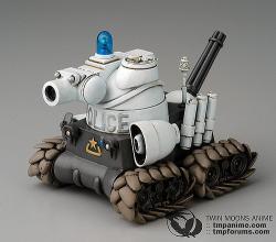 Drawn tank bonaparte