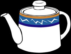 Kettle clipart tea kettle