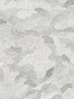 Drawn texture print dot