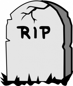Drawn headstone transparent